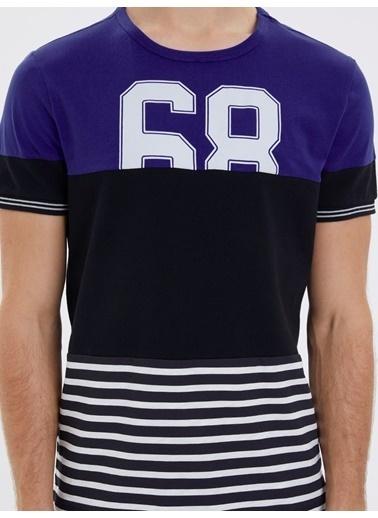 Loft Loft T-Shirt Lacivert